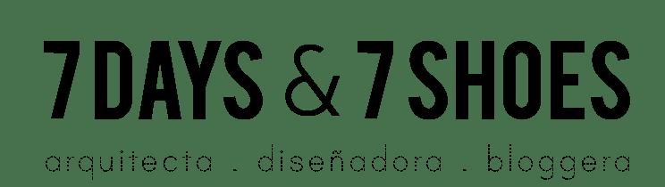 7 days & 7 shoes logo